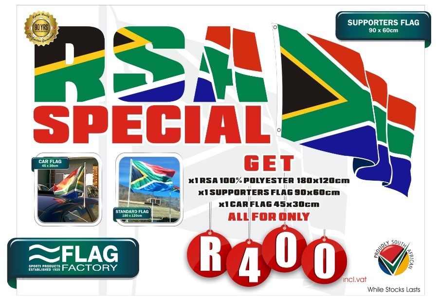 Flag Factory RSA Special