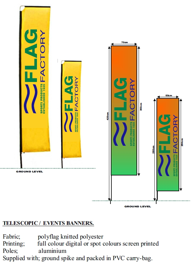 Event Banners Flag Factory